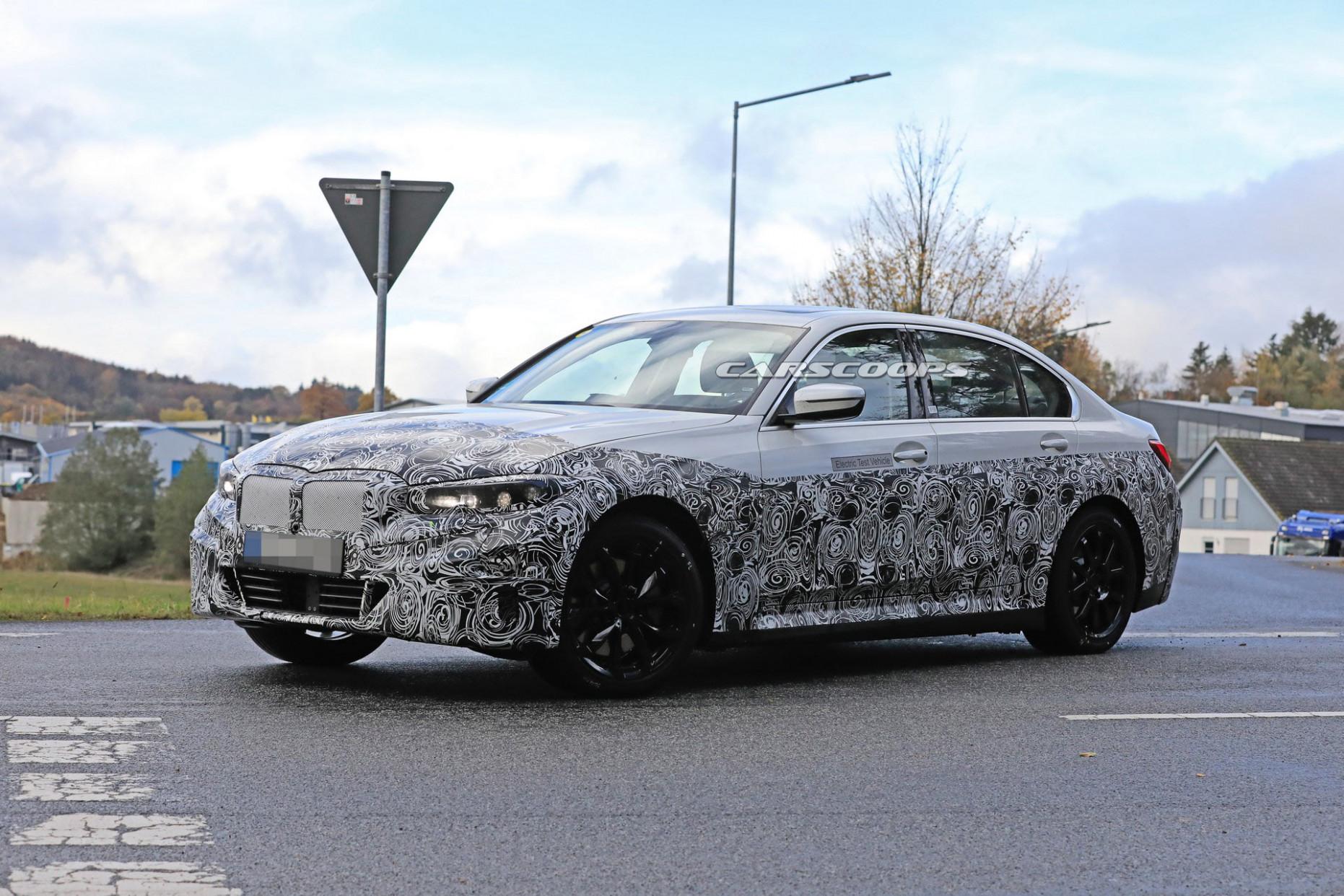 New Concept BMW Series 3 2022