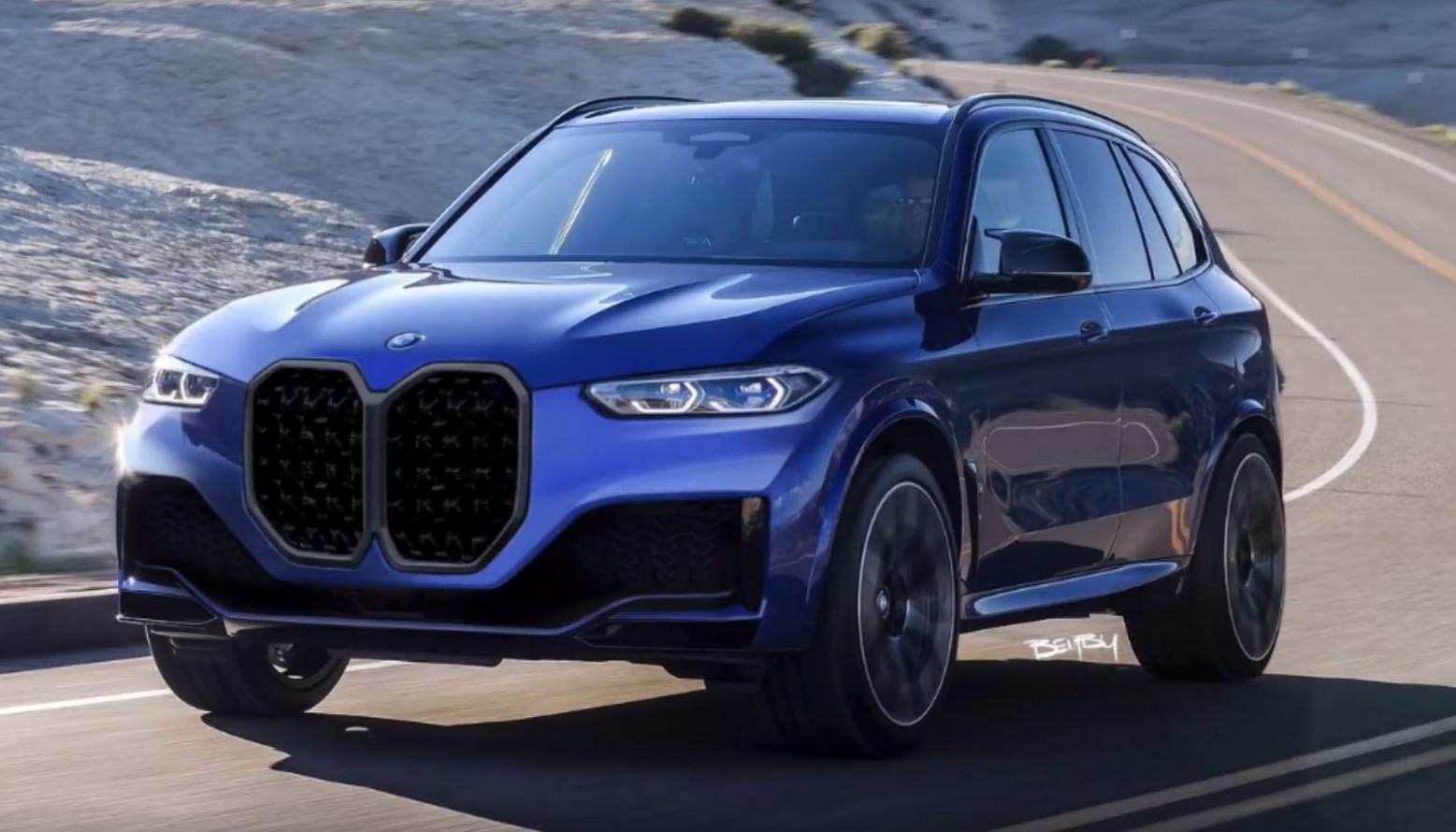 Style BMW Suv 2022