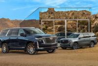 Pricing Cadillac Suv Escalade 2022