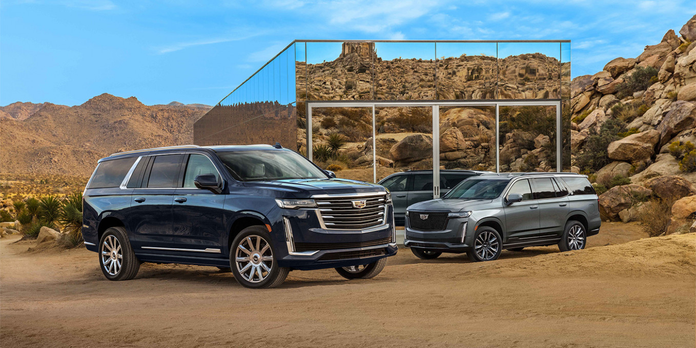 Release Date and Concept Cadillac Suv Escalade 2022