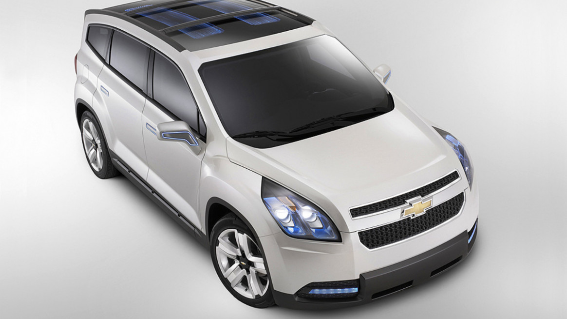 Redesign and Review Chevrolet Orlando 2022