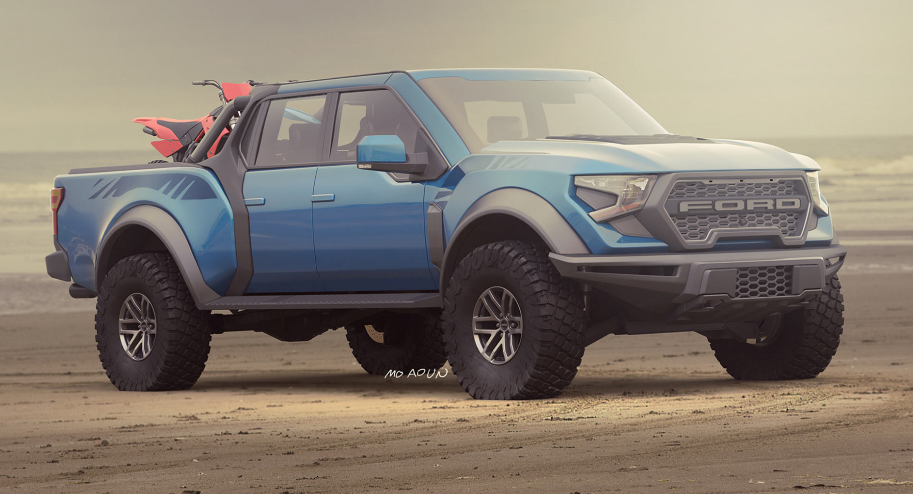 Pictures Ford Pickup 2022