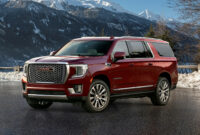 rumors gmc denali suv 2022