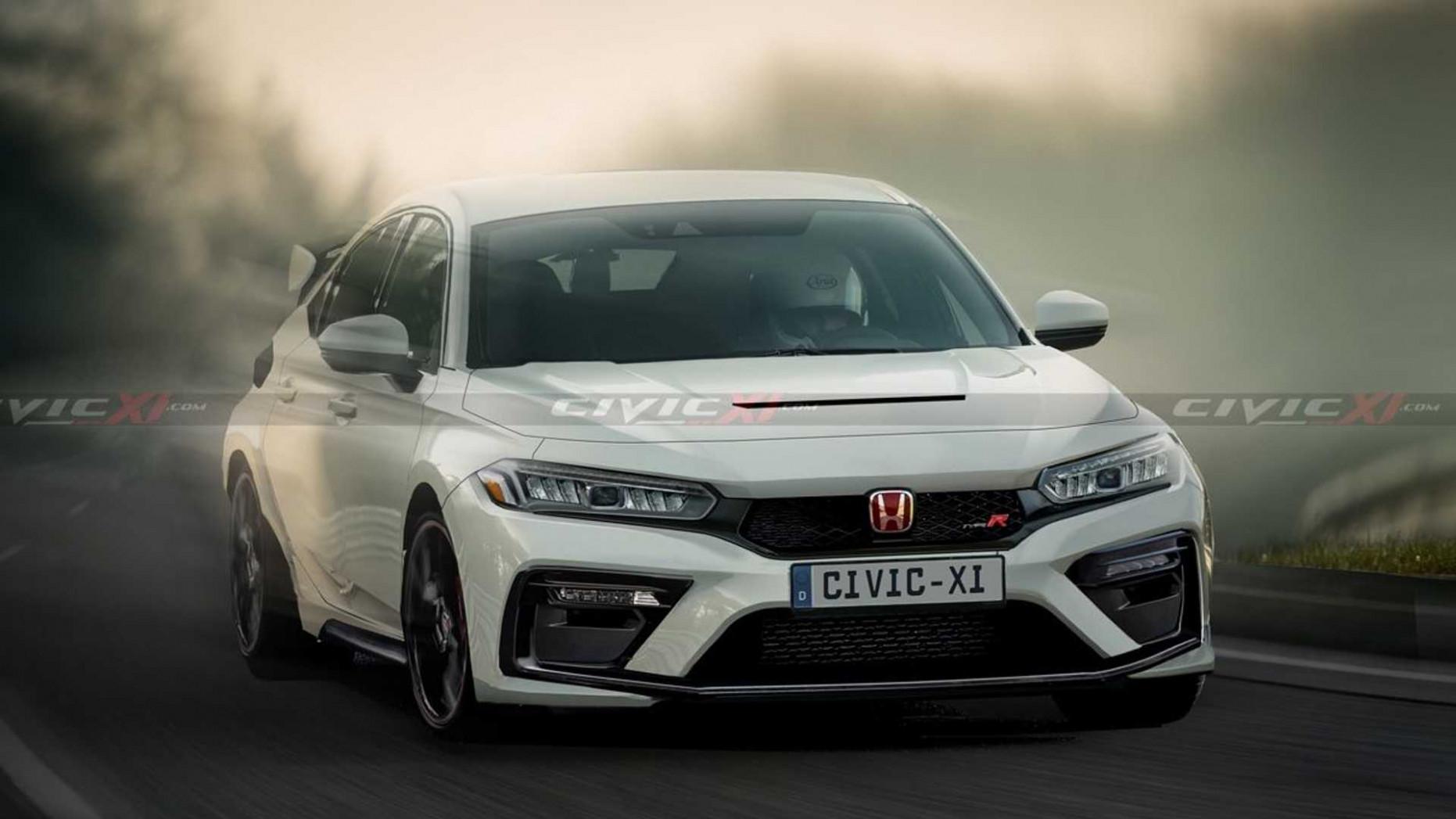 Wallpaper Honda Baru 2022