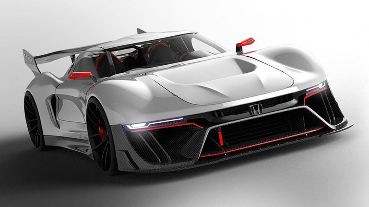 Exterior and Interior Honda Invisus 2022