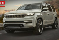 Review and Release date Jeep Electric 2022