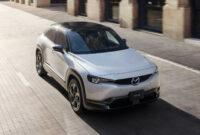 rumors mazda electric car 2022