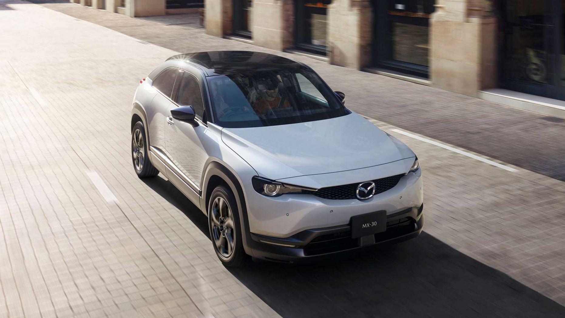 Reviews Mazda Electric Car 2022