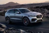 rumors new jaguar f pace 2022