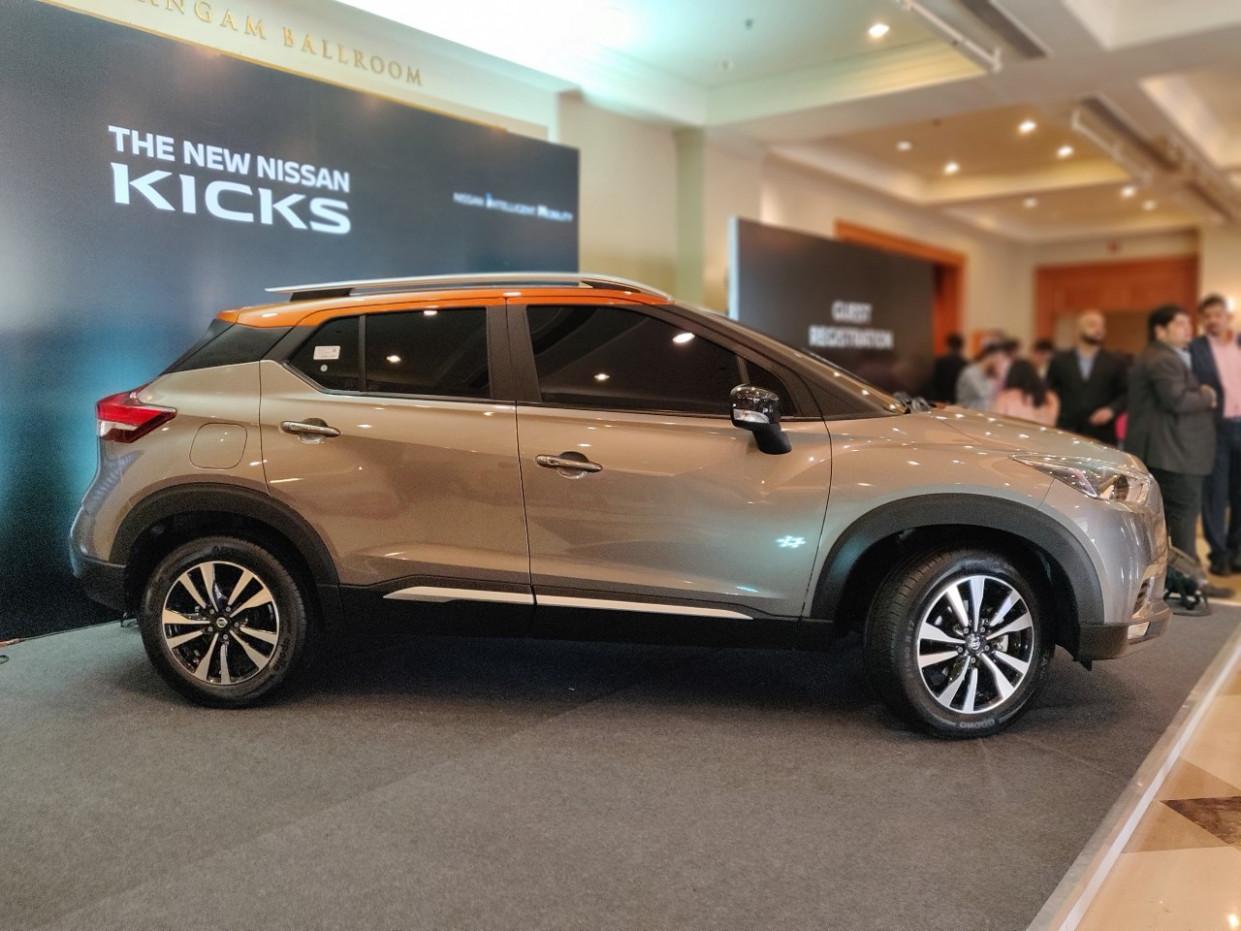 Release Date and Concept Nissan Kicks 2022 Caracteristicas