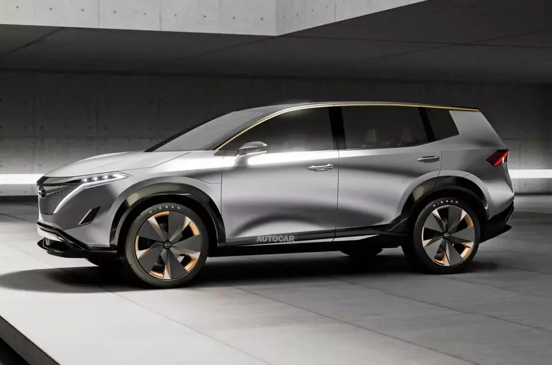 Exterior and Interior Nissan Wingroad 2022