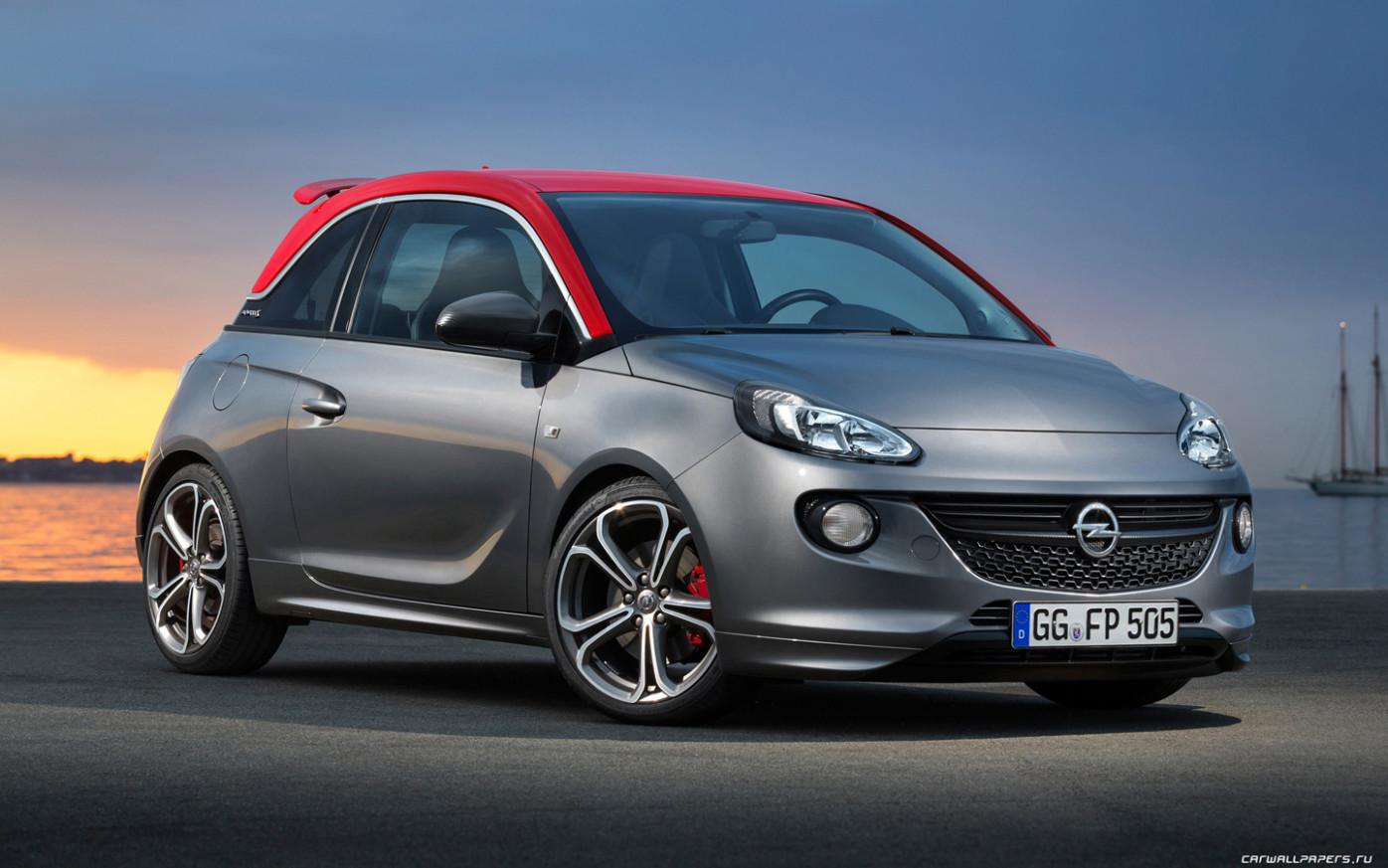 Redesign Opel Adam 2022