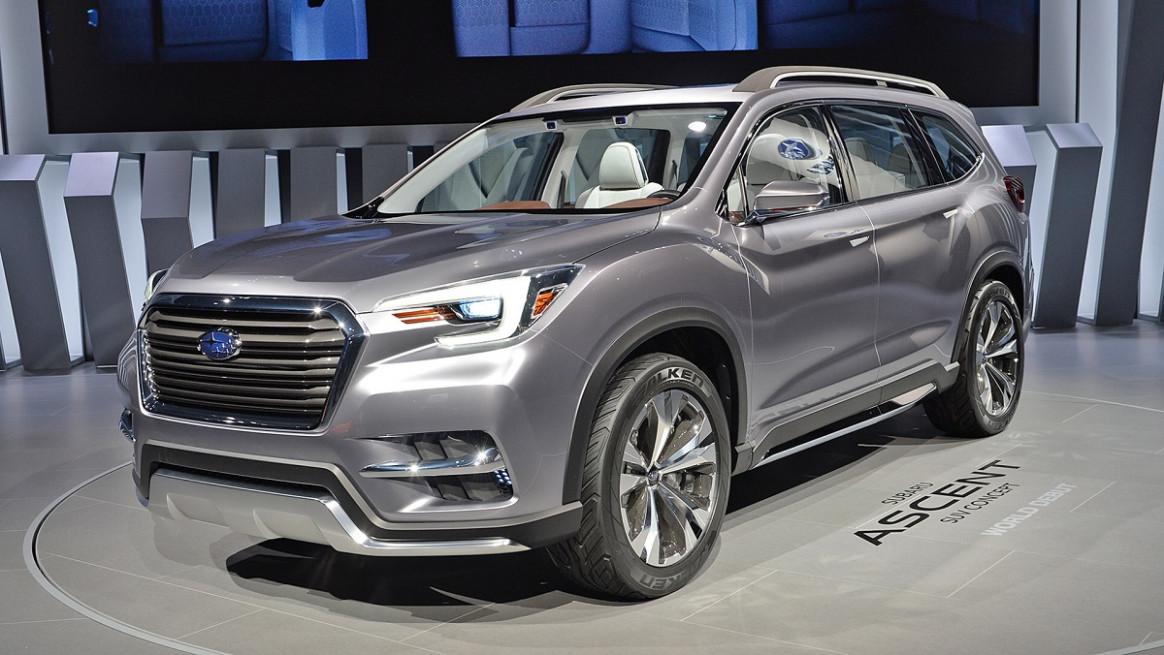 Ratings Subaru Ascent 2022