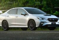 rumors subaru wrx hatchback 2022