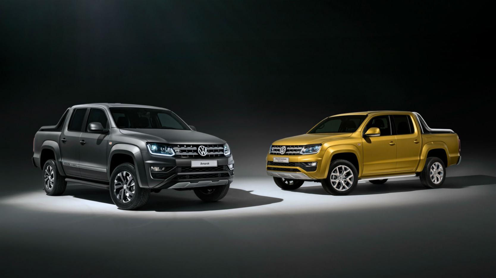 Performance and New Engine Volkswagen Amarok 2022