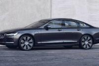 rumors volvo facelift xc60 2022