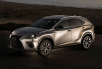 Exterior and Interior When Do 2022 Lexus Nx Come Out