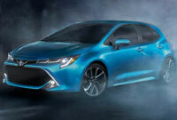 rumors when will the 2022 toyota corolla be available