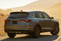 specs 2022 acura mdx ny auto show