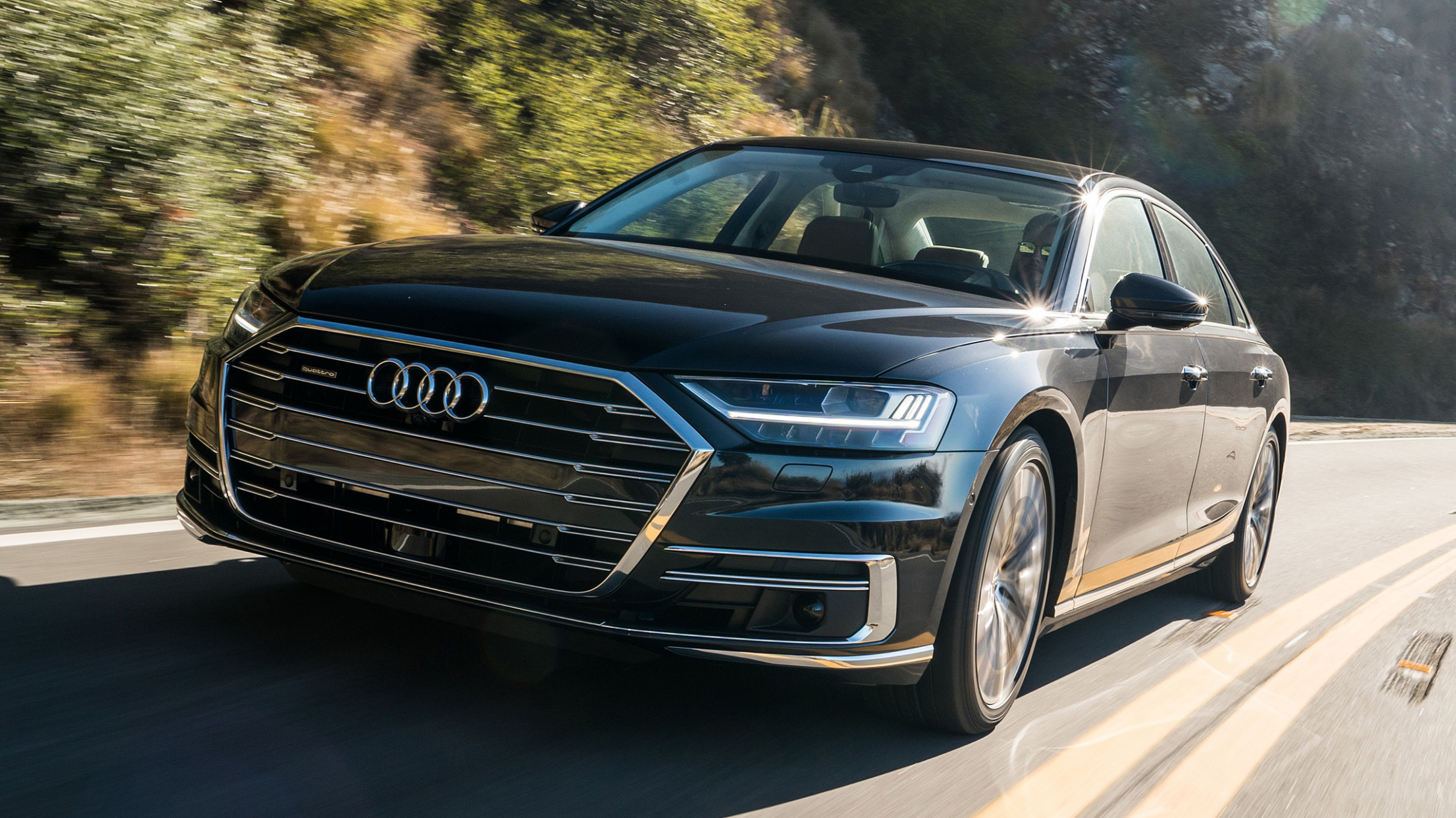 Concept and Review 2022 Audi A8 L In Usa