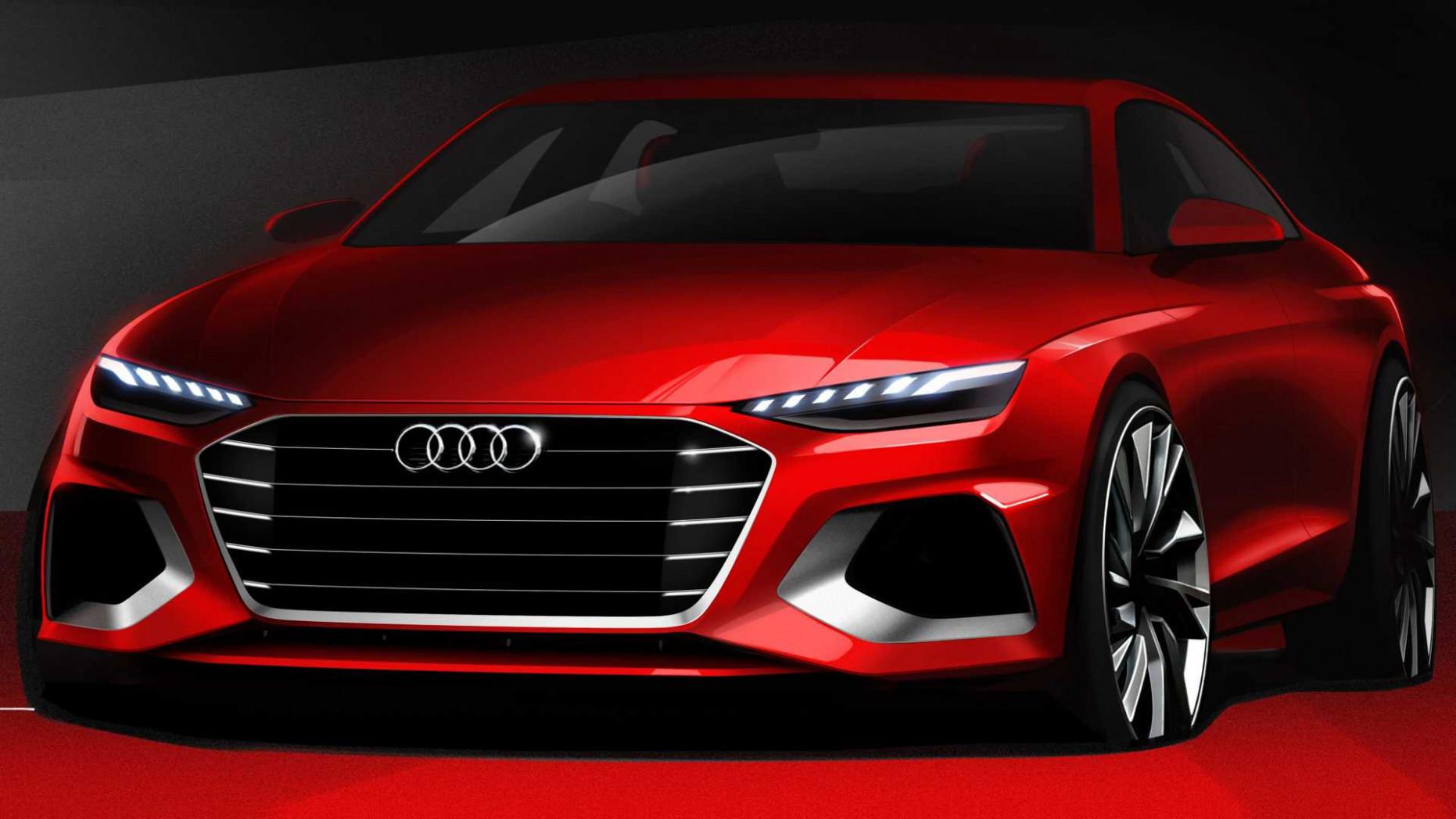 Specs 2022 Audi A9 Concept