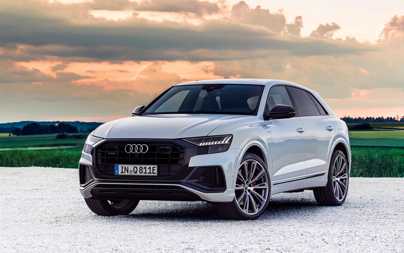 Performance and New Engine 2022 Audi Q8