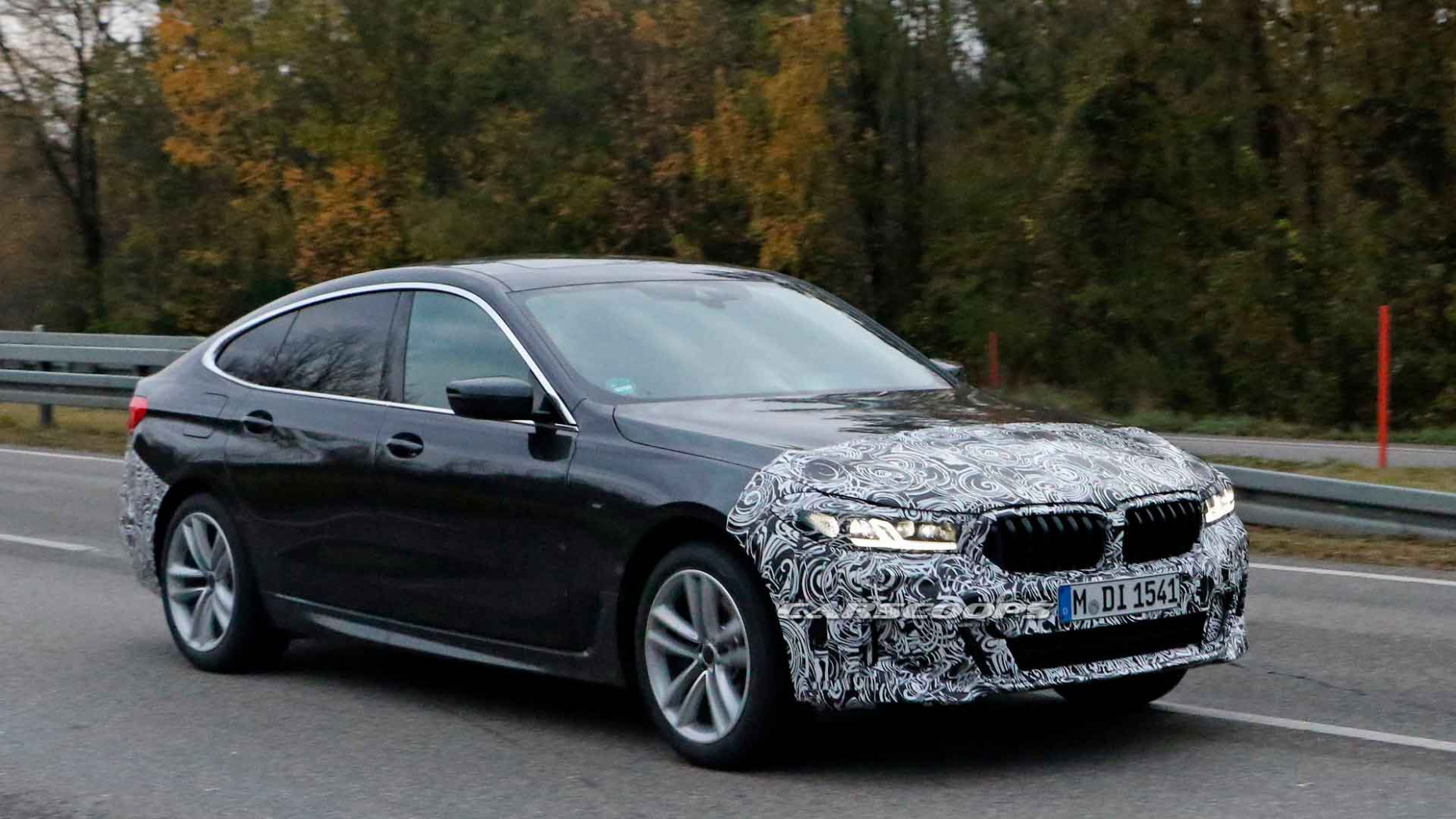 Review and Release date 2022 BMW 6 Series