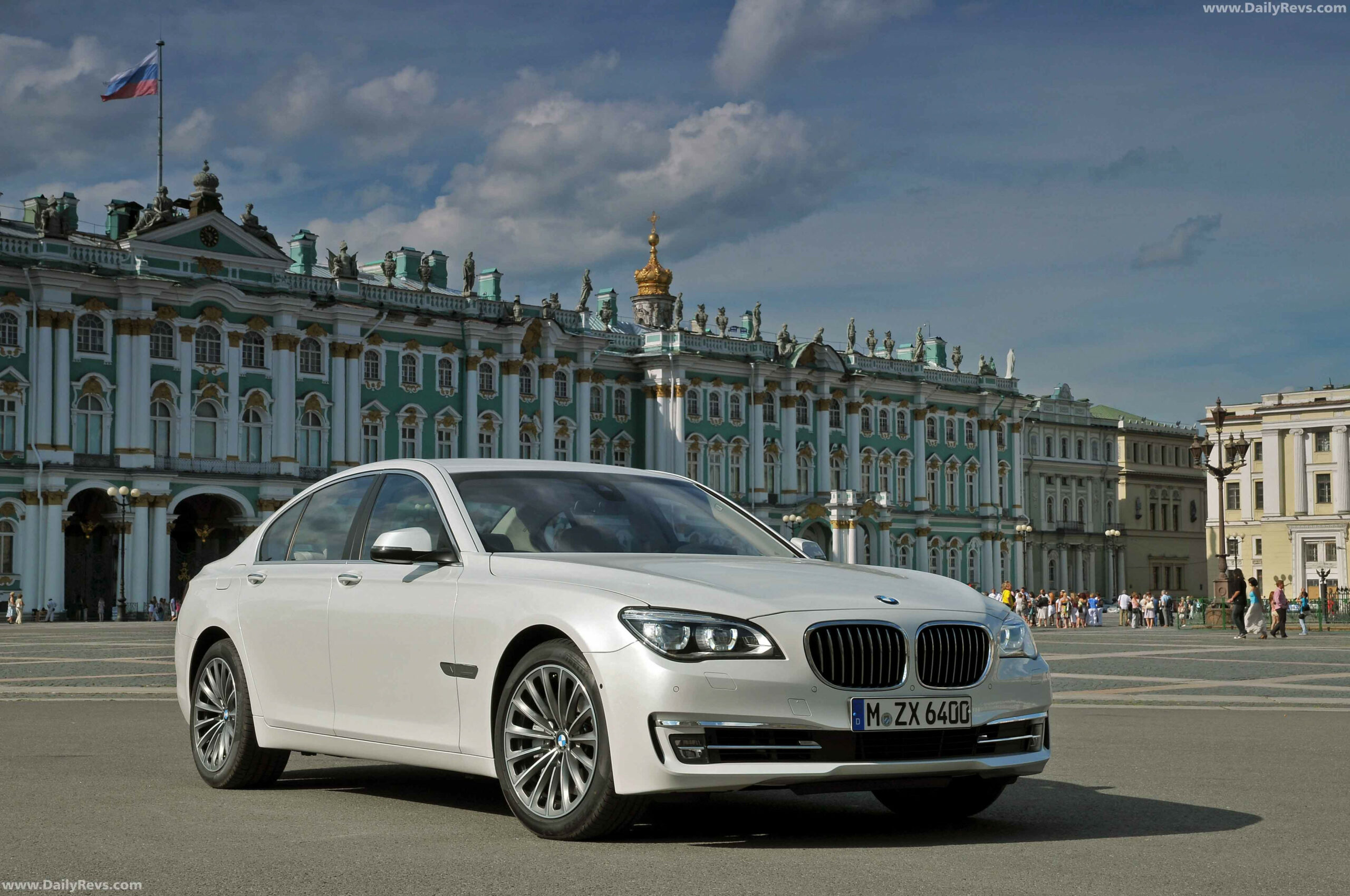 Performance and New Engine 2022 BMW 7 Series Perfection New