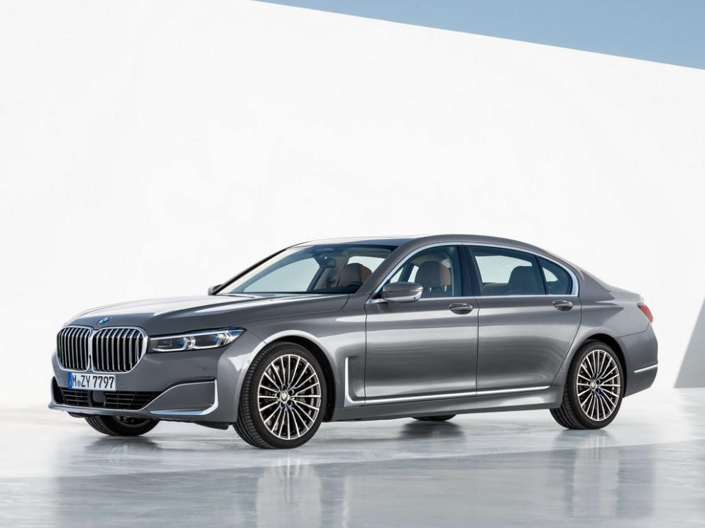 New Model and Performance 2022 BMW 750Li Xdrive