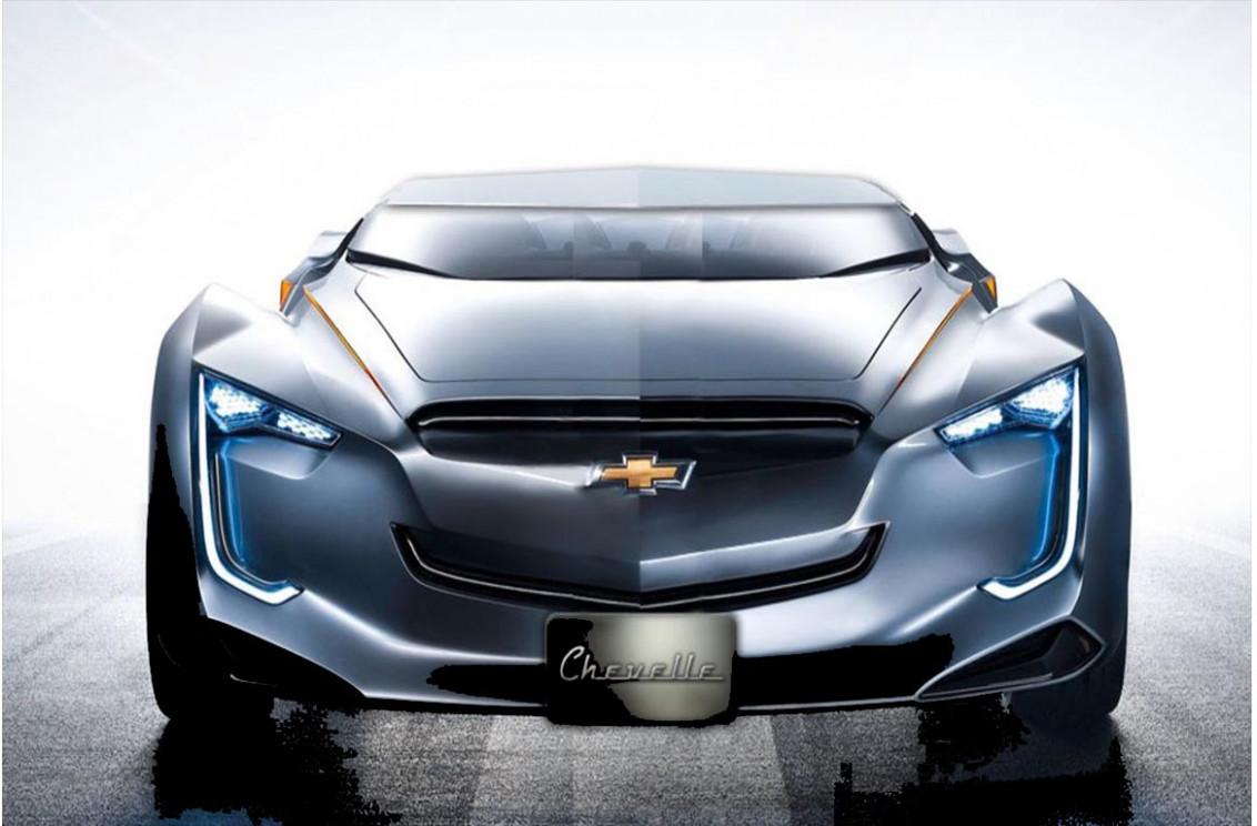 Interior 2022 Chevelle Ss