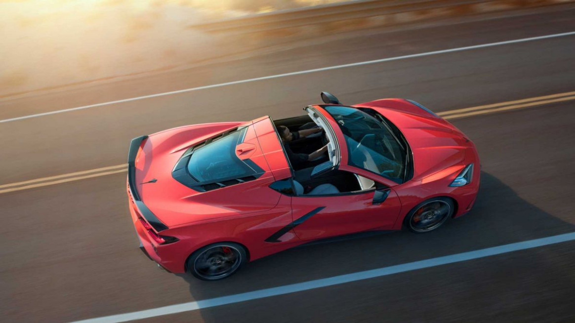 Exterior and Interior 2022 Corvette Z07