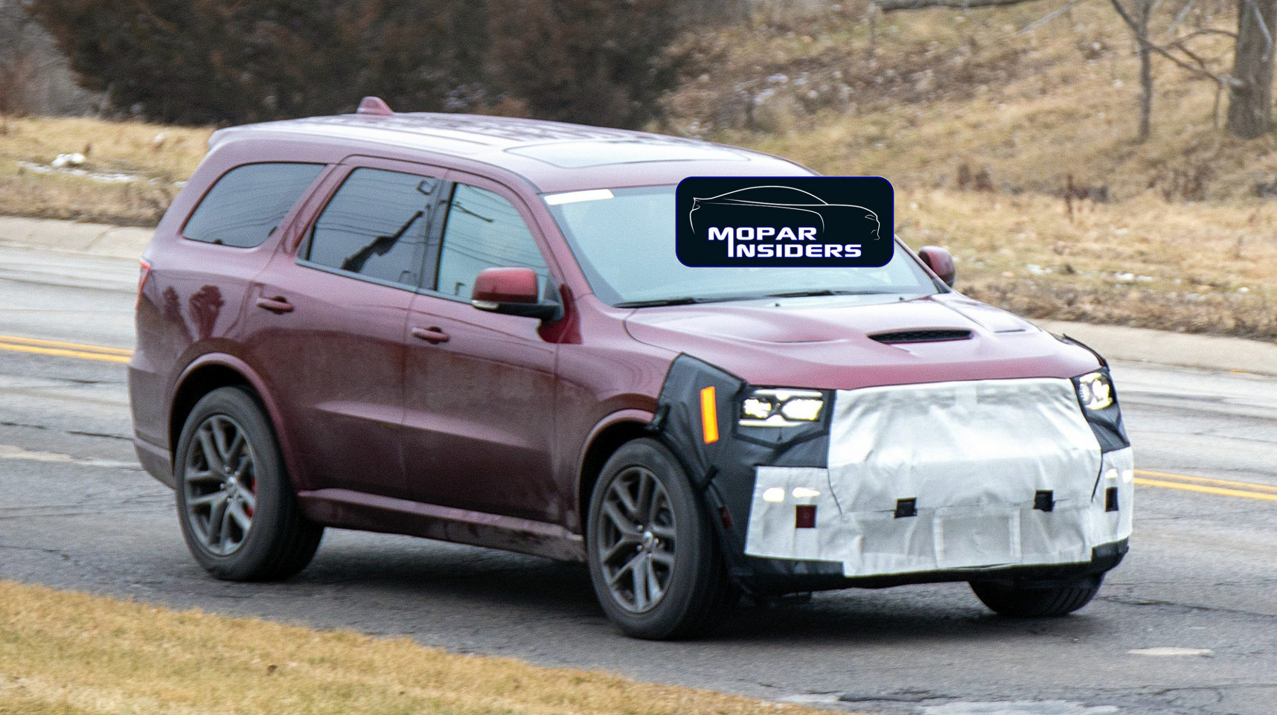Spesification 2022 Dodge Durango Interior