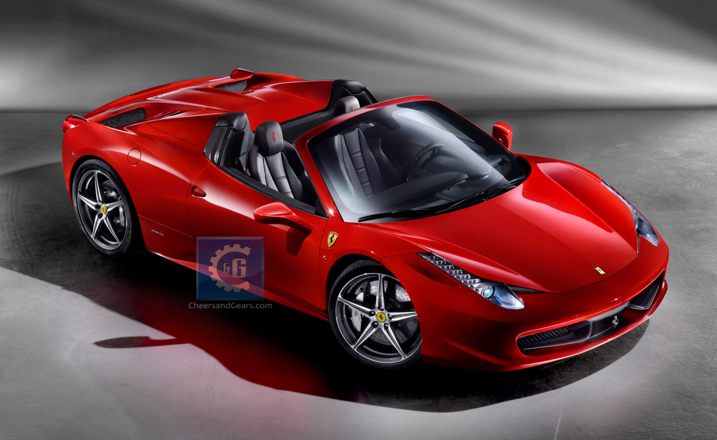 Redesign and Concept 2022 Ferrari 458