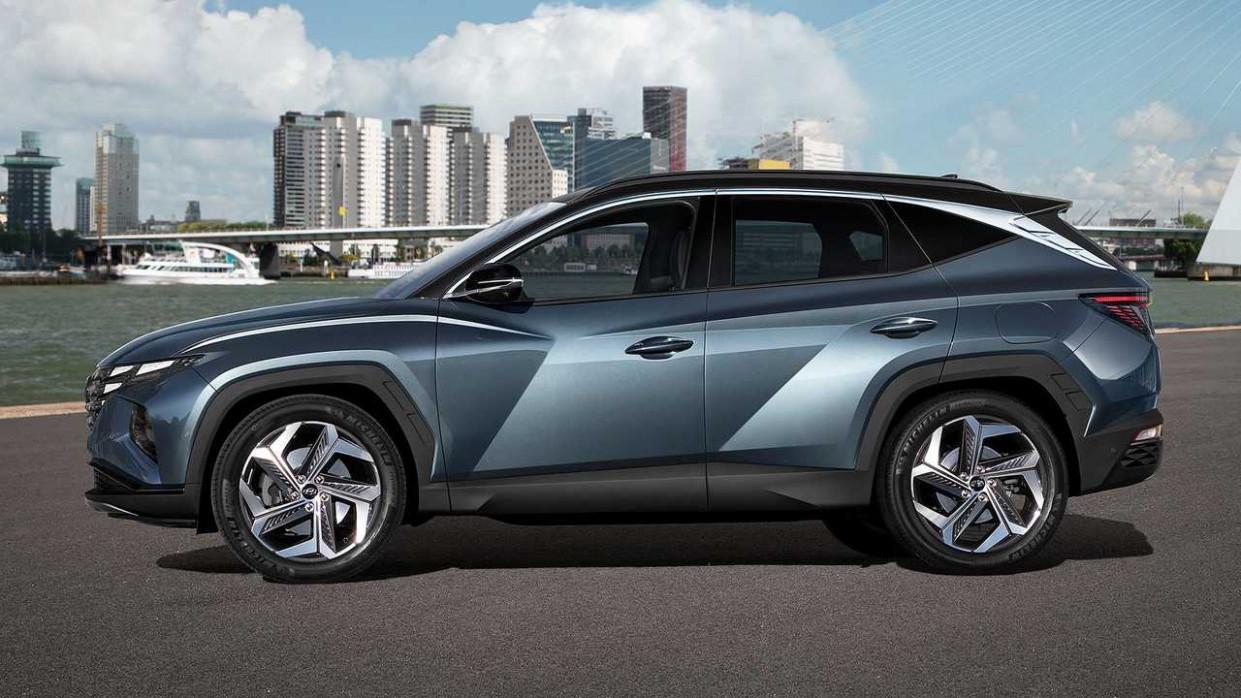 Specs 2022 Hyundai Tucson