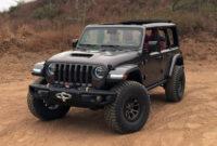 Release Date 2022 Jeep Wrangler