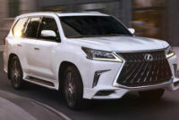 Specs and Review 2022 Lexus Gx