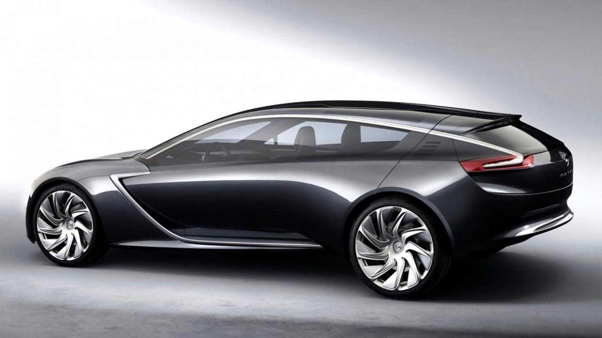 Model 2022 Opel Insignia