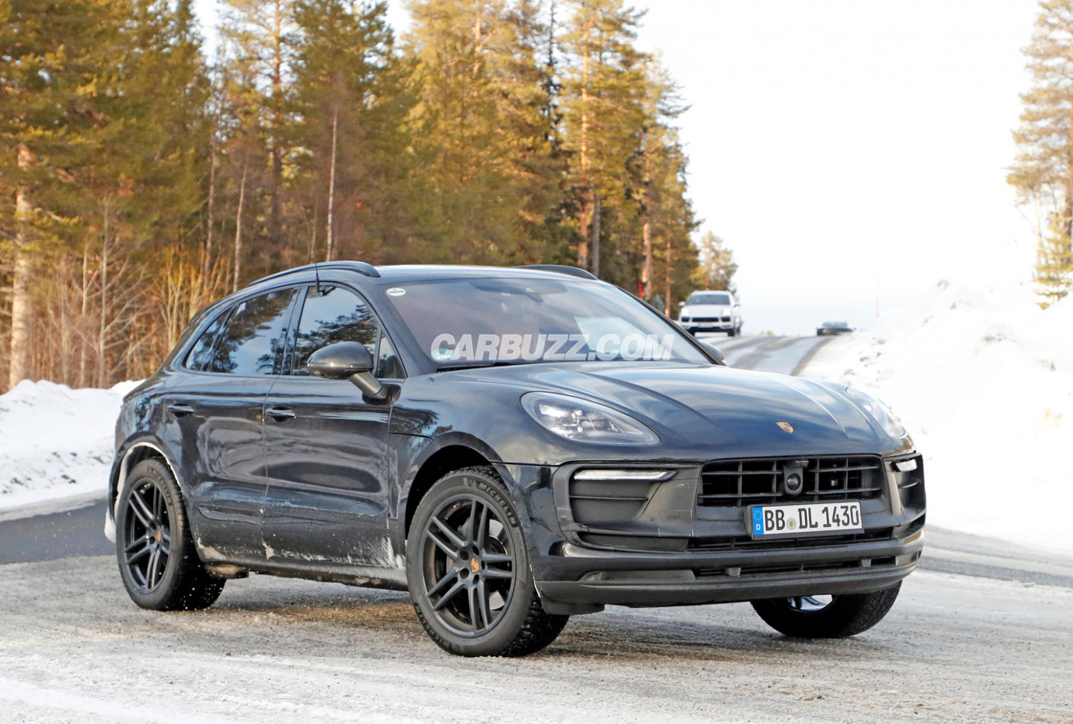Price and Release date 2022 Porsche Macan Turbo