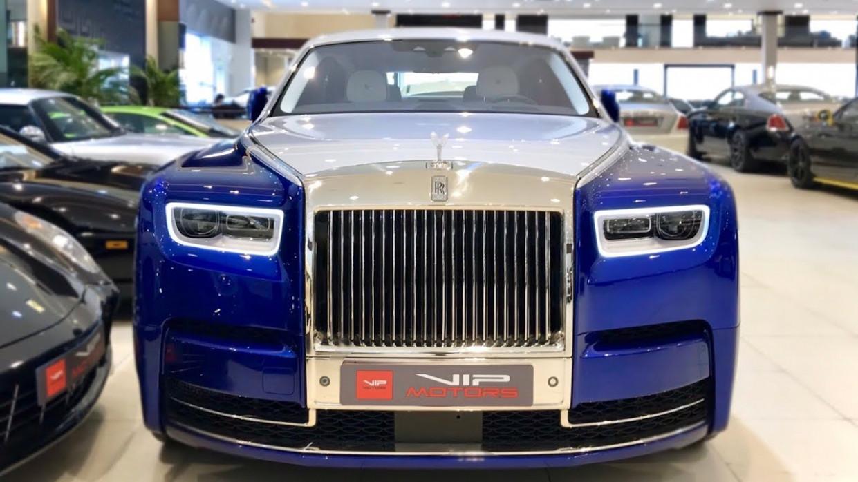 Release 2022 Rolls Royce Phantoms