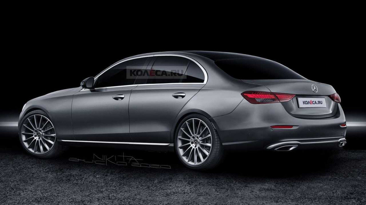 Release Date 2022 The Spy Shots Mercedes E Class