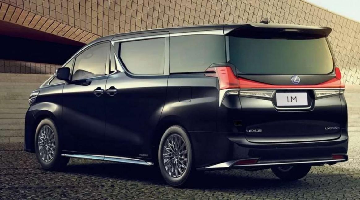 Spesification 2022 Toyota Alphard