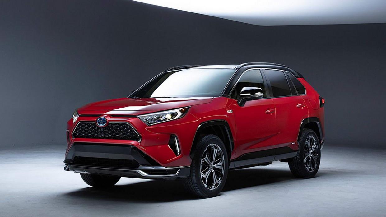 Release Date 2022 Toyota Rav4 Hybrid