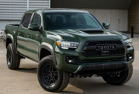 specs 2022 toyota tacoma diesel trd pro