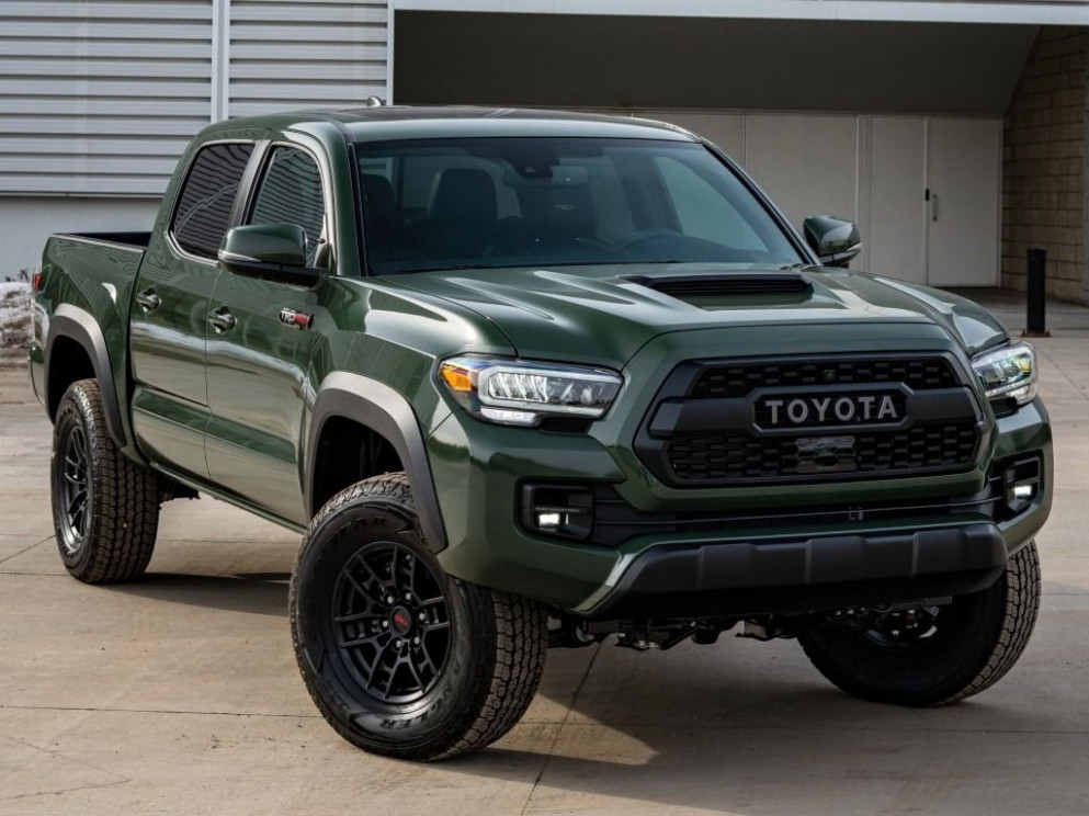 Release 2022 Toyota Tacoma Diesel Trd Pro