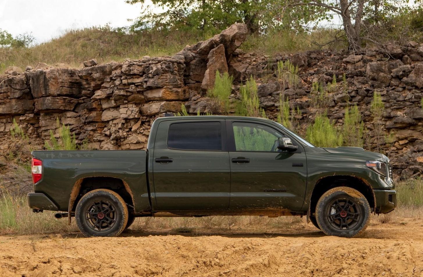 Performance 2022 Toyota Tundra