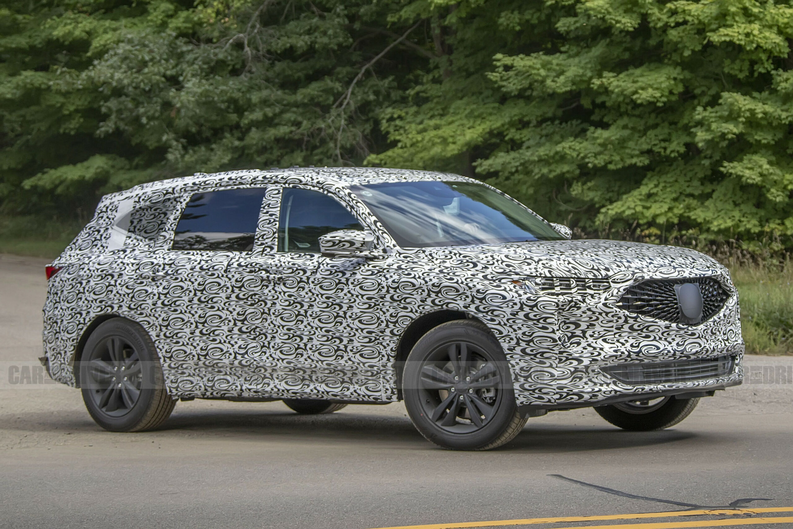 Exterior and Interior 2022 Acura Mdx Changes