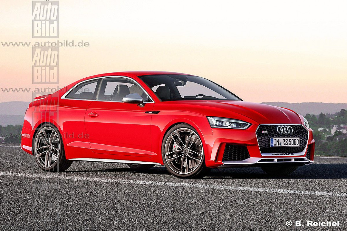 New Concept 2022 Audi A5 Coupe
