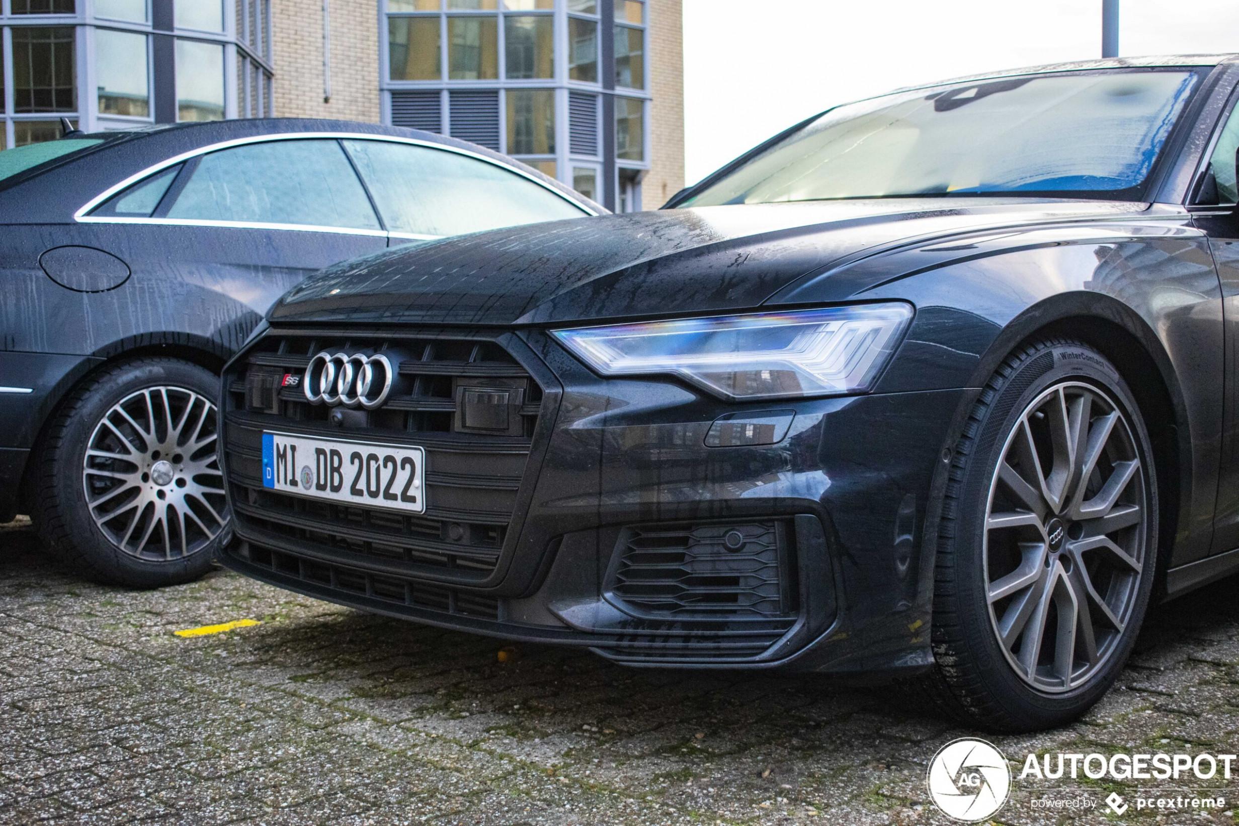 Engine 2022 Audi S6
