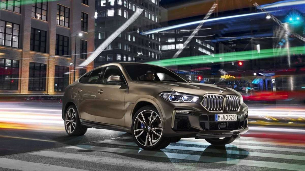 Research New 2022 BMW X6