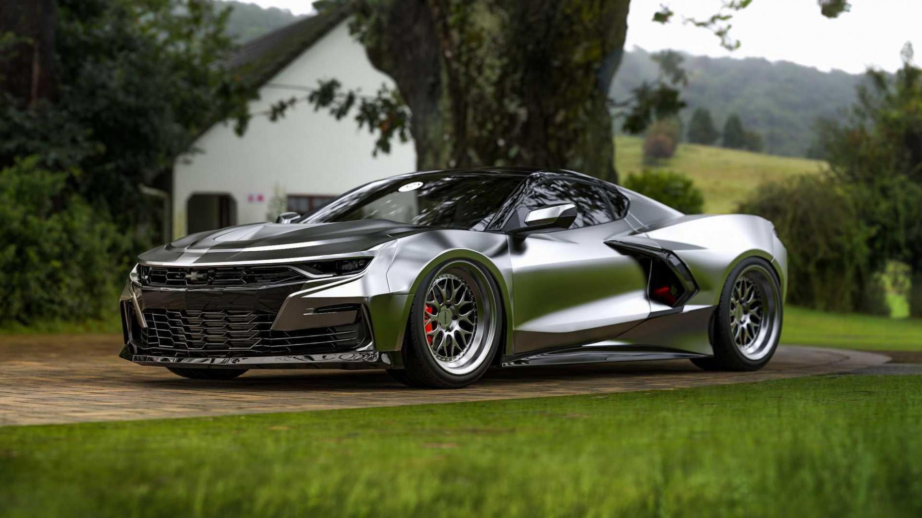 New Concept 2022 Chevrolet Camaro